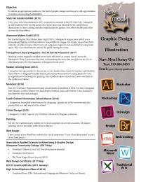 Honey's resume
